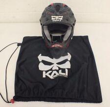 Kali Durgana Medvsa High-Quality Full Face Downhill Mountain Bike Helmet XS LOOK