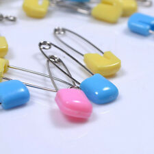 15*Large Nappy Diaper Pins Nappies Safety Pin Baby Diaper Change Fasteners