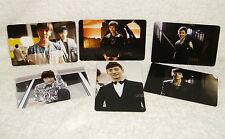 B.A.P Vol.2 One Shot Taiwan Promo 6 Cards (Young Jae、Him Chan、Dae Hyun、Guk) BAP