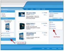 Online Shop Shop Software eStore Unlimited V2 mit ebay anbindung