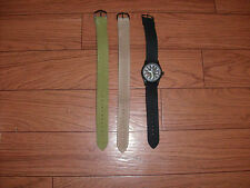 SMITH AND WESSON MILITARY STYLE WATCH WITH  THREE BANDS JAPANESE QUARTZ MOVEMENT