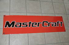"MasterCraft Boats 48"" X 11"" Banner for wakeboard With Sticker Decal"