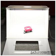 """SANOTO 20""""x16"""" Photo Photography Studio Light Box Softbox Kit MK50 110V / 220V"""