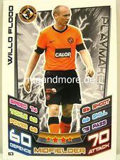 Match ATTAX 2012/13 SPL-Scottish Premier League - #063 Willo Flood