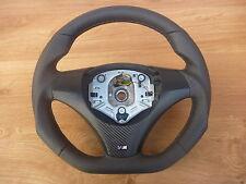 RICAMBIO Piatto Volante in pelle BMW M-POWER E92, E93 RIVESTIMENTO - BLENDE1