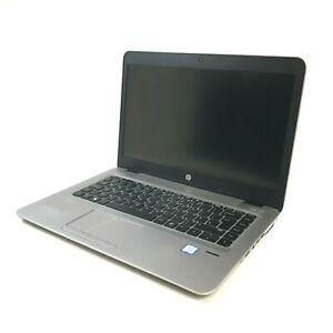 """HP EliteBook 840 G3 14"""" Laptop i5-6200U @ 2.30GHz 8GB DDR4 (No HDD / Cracked)"""