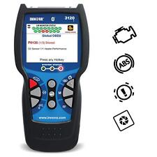 Innova 3120f Code Reader / Scan Tool with ABS and Bluetooth for OBD2 Vehicle