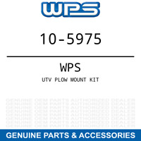 WPS 10-5975 Open Trail UTV Plow Mount Kit