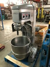 Hobart 140qt Legacy Mixer Mdl 1400 w/ accessories and extra bowl $13,999.00