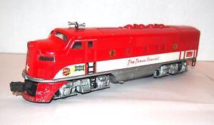 "Lionel Postwar Original 2245 ""Texas Special"" F3 Powered A Diesel! PA"