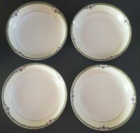 Noritake M Alma Coupe Soup Bowls Set of Four (4) Made In Japan