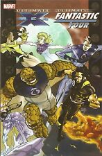 Ultimate XMen Ultimate Fantastic Four '06 TPB NM H3