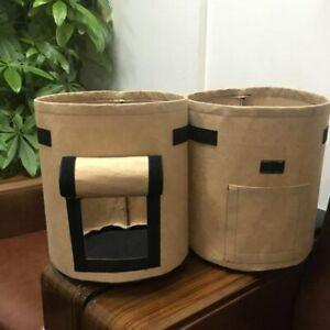 Plant Grow Bags Home Garden Potato Pot Greenhouse Vegetable Growing Bags
