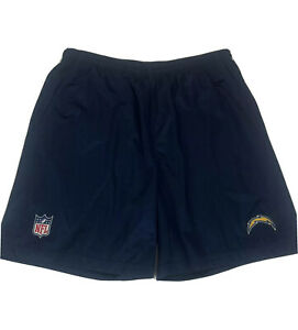 NFL reebok chargers jersey shorts mens size XL