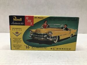 REVELL 1/32 SCALE 1955 CADILLAC EL DORADO MODEL KIT