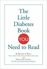 The Little Diabetes Book You Need to Read by Martha M. Funnell, Perseus Publishi