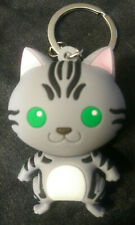 New listing Monogram Purrfect Pets Cats American Shorthair Keychain Blind Bag Mini figural