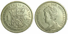 Netherlands - 1 Gulden 1911 - Zeldzaam