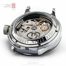 Vostok Glass Bottom 5 ATM Polished Stainless Steel for Russian watch AUTOMATIC
