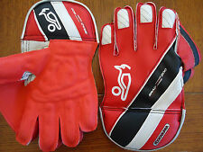 CRICKET WICKET KEEPERS KEEPING GLOVES KOOKABURRA YOUTH BRAD HADDIN 200 BRAND NEW