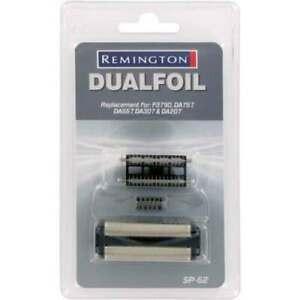 Remington SP-62 Replacement Foil and Cutters Pack F3790 DA757 DA557 DA307 DA207