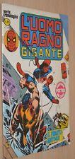 L'Uomo Ragno Gigante Serie Cronoligica n. 46 con poster
