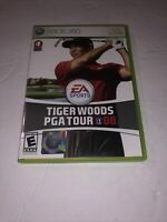 Tiger Woods PGA Tour 08 (Microsoft Xbox 360, 2007) Complete Tested Works