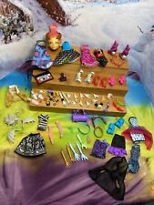 MONSTER HIGH DOLL accessories BODY PARTS CLOTHES SHOES PET HANDS LOT