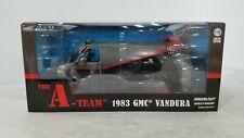 New listing Greenlight 1/18 Hollywood The A-Team 1983-87 Tv Series 1983 Gmc Vandura Diecast