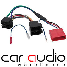 Audi A3 A4 A6 TT Rear Speaker Amplified Bypass Car Stereo Wiring Harness Cable