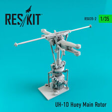 UH-1D Huey Main Rotor (Resin Upgrade set) 1/35 ResKit RSU35-0002