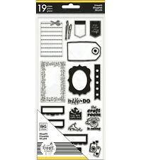 Happy Planner Girl Miss Maker Stamp Set - 19 pieces Rare