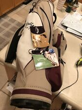 Womens Callaway Ges Ladies Golf Bag With Rain Guard With Tags