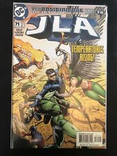 JLA #71 (Nov 2002) Justice League of America, The Obsidian Age 3 of 6