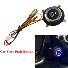 Universal Car Ignition Engine Start Push Button Switch For One Button Starter