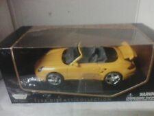 Motormax Porsche 911 Carrera 1:24 Diecast Car