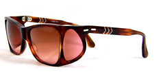 Italian 010 Wrap Around With Side Lenes Brown Tortoise Sunglasses Italy 80s NOS