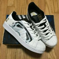 buy online ab5f8 e5567 Adidas Superstar Star Wars Men 7 Youth 7 Stormtrooper Rare Shoes New In Box