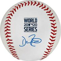Dave Roberts Los Angeles Dodgers 2020 World Series Champs Signed Baseball