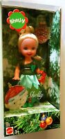 BARBIE SHELLY  NATALE DOLL POUPEE  SHELLINI NATALINI MATTEL C3672