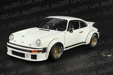 SCHUCO Porsche 934 RSR White 1/18 Diecast Model