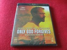 "BLU-RAY NEUF ""ONLY GOD FORGIVES"" Ryan GOSLING, Kristin SCOTT THOMAS"