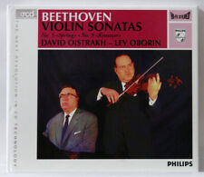 BEETHOVEN Violin Sonatas / OISTRAKH - OBORIN - XRCD PHILIPS JAPAN