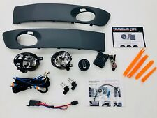 VW T5 Transporter LED Fog Light Kit & Auto Switch / Module 2010 - 2015