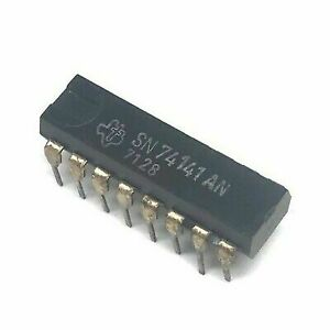 SN74141AN INTEGRATED CIRCUIT TEXAS INSTRUMENTS
