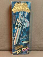 Estes Battlestar Galactica Colonial Viper Flying Model Rocketry Outfit