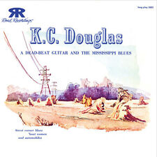 K.C. Douglas - Dead Beat Guitar and the Mississippi Blues [New CD]