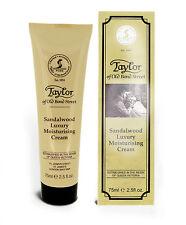 Taylor of Old Bond Street Luxury Sandalwood moisturising cream - 06021