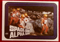 SPACE / ALPHA 1999 - MONTY GUM - Card #49 - Netherlands 1978