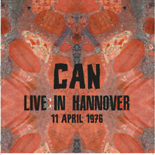 CAN Live in Hannover LP NEW / SEALED